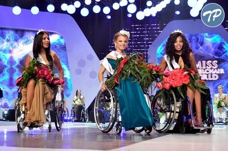 Miss Wheelchair World 2017 - gala finałowa.