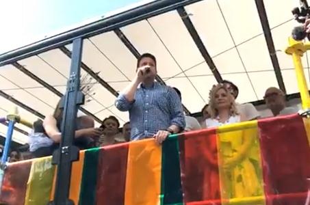 Warszawa dla wszystkich - Parada Równości.