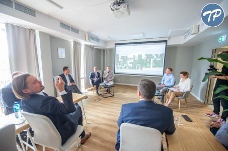 Bielański Integrator Przedsiębiorczych już działa!