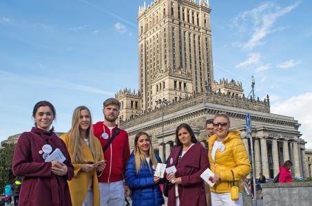 Warszawa. Budżet obywatelski - gala ogłoszenia wyników.