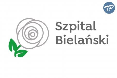 Warszawa. Biała róża nowym symbolem Szpitala Bielańskiego.