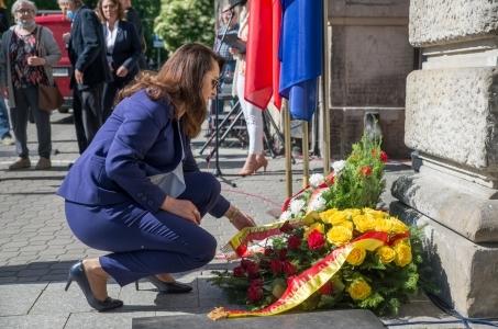 Warszawskie obchody rocznicy 4 czerwca.