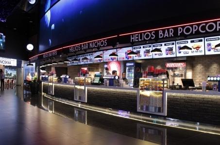 Warszawa. Nowe otwarcie kina Helios w Blue City