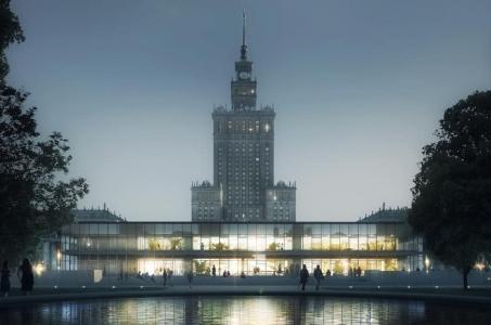 Projekt Nowego Centrum Warszawy z nagrodą w konkursie Real Estate Impactor 2020.