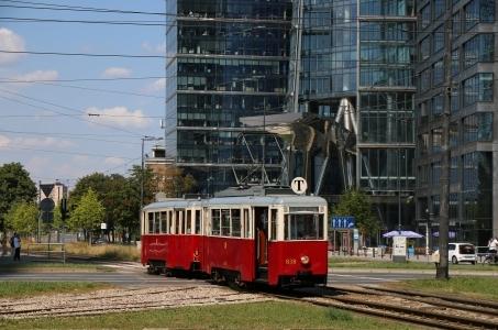 Warszawa. Zabytkowe tramwaje przejadą przez stolicę.