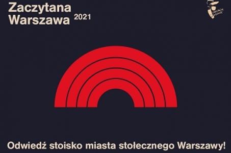 Warszawa. Zaczytana Warszawa na Warszawskich Targach Książki.