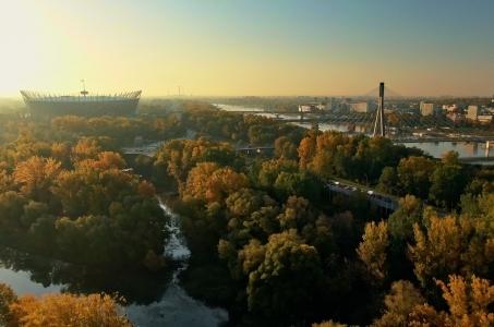 Warszawa włącza się w akcję Sprzątanie świata.