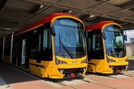 Warszawa. Wybieramy nazwę dla nowych tramwajów.